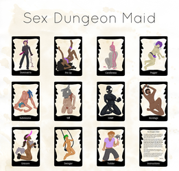 Sex Dungeon Maid by Tugera