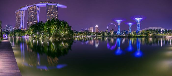 Gardens by the Bay by hessbeck-fotografix