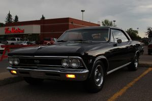 Timmy's Run In a '66 Chevelle by KyleAndTheClassics