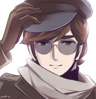 .: 1965 John Lennon :. by PepperMoonFlakes