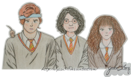 A Very Potter Musical by Alyssa921
