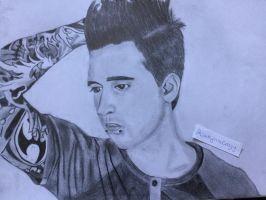 Crankthatfrank drawing  by caitlyniscrazy1