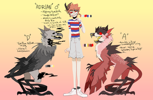 updated adrian ref by beastmastery