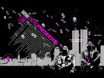 DEAD_PRESIDENTS_wallpaper_pack by visualeyes