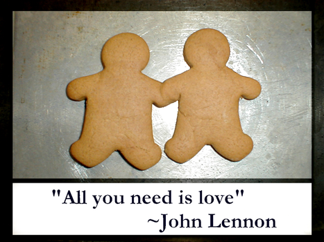 All you need is love. by Maco70