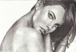 Miss May by DrawingsByTony