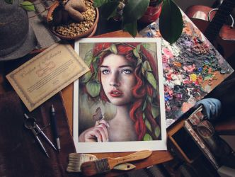 Limited Edition Print by MichaelShapcott