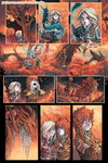 Small Trolls Page sample 6 by MikaelHankonen