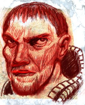 Michael Shannon as Zod by yomark