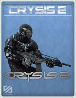 Crysis 2 HQ Icon by ReDes1gn