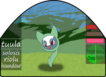 Tuula|female|solosis/riolu/houndour by millemusen