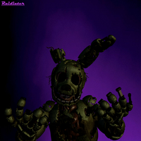 (Blender/FNAF) (Springlock Week) They Will Pay.... by Raidiater356