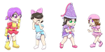 34Q Babies (old pic) by PrincessPolly63