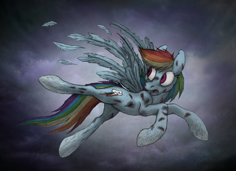 Eye of the Storm by aisu-isme