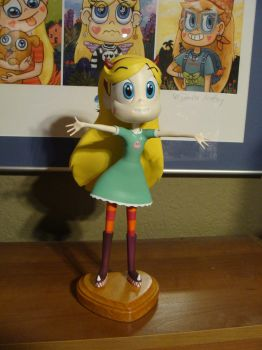 Star 1/6 Pose 2 (complete) by Lamarth