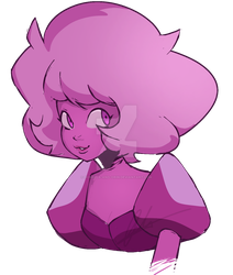 Pink Diamond by Donella-and-Orin