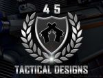 45-tactical-design-logo-3 by CliffEngland