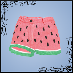 Watermelon Shorts DOWNLOAD by Reseliee
