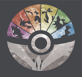 Pokemon Team by andii53