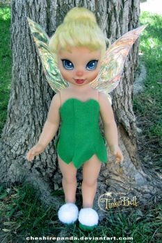 .:Tinkerbell Doll:. by PhantomCarnival