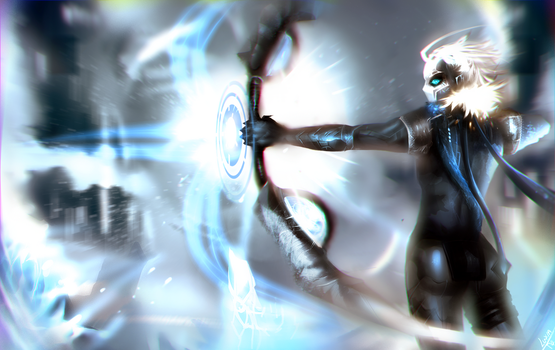 Arctic Ops Varus (+ Video Speed Paint) by Luxial