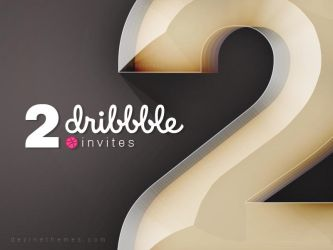 Dribbble Invite by Saptarang