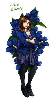 DW Flowers: Clara by Miss-Alex-Aphey