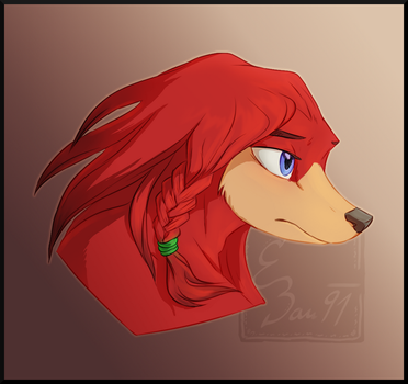 Braided Knux by BUGHS-22