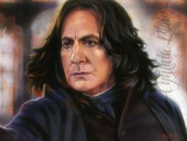 Snape: Sectumsempra detail by Cynthia-Blair