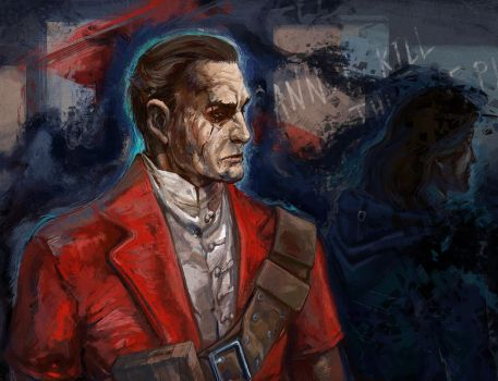 Daud and candid concomitant by RisingMonster