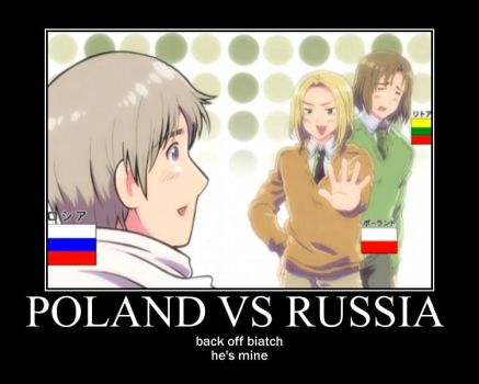 poland vs russia by HyperGirl-J