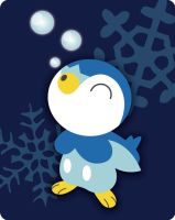 Happy Piplup