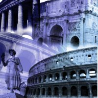 Brushes: Rome by confused-stock