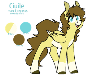 Reference Sheet by Cha-Cha-Charlie