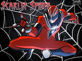 Skratchjams Spider by theCHAMBA