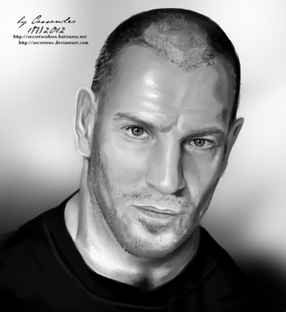 Dave Legeno by secretSWC