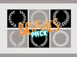 // BRUSHES PACK #2 // by dwnxs