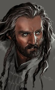 Thorin II by TheMinttu