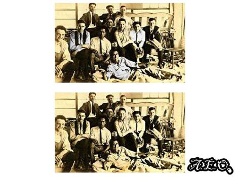 My Family Photo Restoration by cis158orueta
