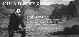 2016: A Stupidity Odyssey by CaciqueCaribe