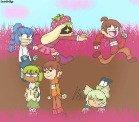 ~Meanwhile at Licorice Field...~ by MusicalArtNinja