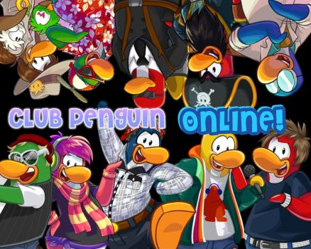 Club Penguin Online! by DidduCPO