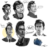 Doctor Faces by tree27