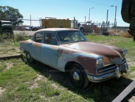 Studebaker Sedan by roaklin