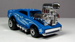 Matchbox '68 Dodge Charger by craftymore