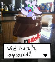 Wild Nutella appeared by Joltink