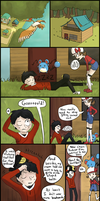 Kings and Pawns: A HGSS Nuzlocke - Page 1 by Parasols