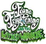 Fiona Frighting Title Logo by Blue-Paint-Sea