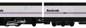 Amtrak ACE 3000 by 736berkshire
