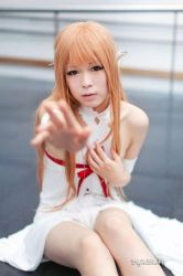 Asuna - Titania ver. from Sword Art Online by YumiCosplay